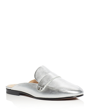 Sam Edelman Perri Metallic Leather Mules
