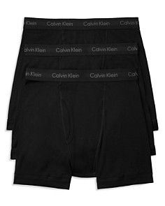Calvin Klein - Cotton Classics Boxer Briefs, Pack of 3