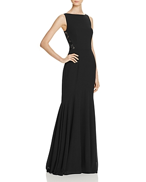 Jarlo Lace Detail Gown