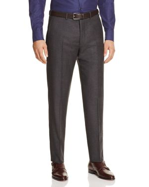 Armani Collezioni Regular Fit Dress Pants