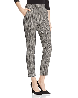 Max Mara Aramis Zebra-Print Pants