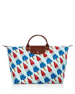 Longchamp - Jeremy Scott Travel Duffel Weekender