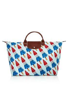 Longchamp - Jeremy Scott Travel Duffel Weekender