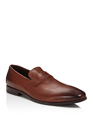 Hugo Boss Highline Leather Loafers - 100% Exclusive
