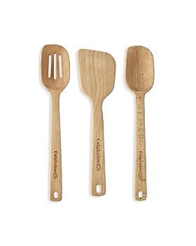 Calphalon - 3 Piece Wood Utensil Set
