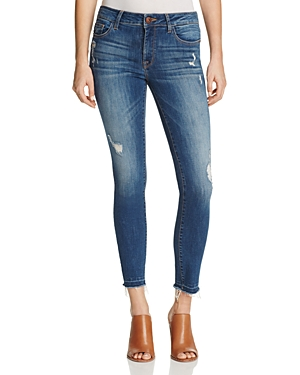 DL1961 Florence Instasculpt Skinny Jeans in Strive-Women