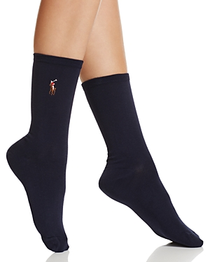 Polo Ralph Lauren Classic Flat Knit Socks