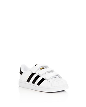 Adidas - Unisex Superstar Triple Strap Sneakers - Walker, Toddler