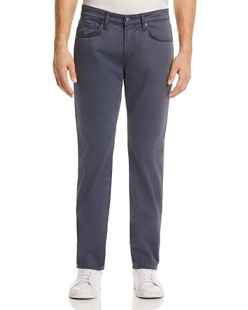 J Brand - Kane Straight Fit Jeans in Industrial