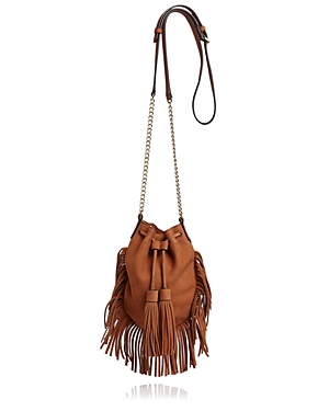 Rebecca Minkoff Fallen Leather Phone Crossbody