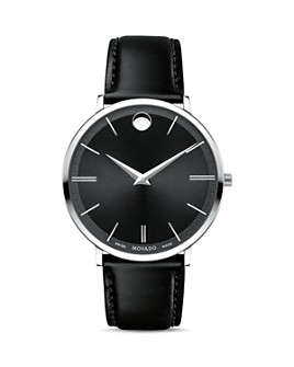 Movado - Ultra Slim Watch, 40mm