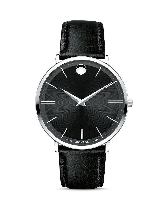 Movado - Ultra Slim Watch, 40mm