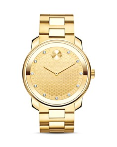 Movado - BOLD Diamond Watch, 42.5mm