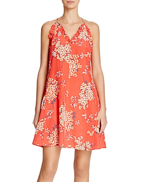 Rebecca Taylor Floral Silk Slip Dress - 100% Exclusive