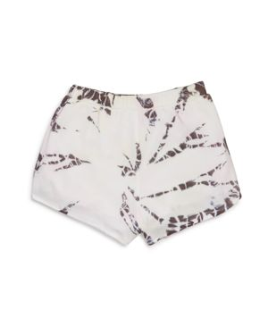 Vintage Havana Girls' Tie Dye Shorts - Big Kid