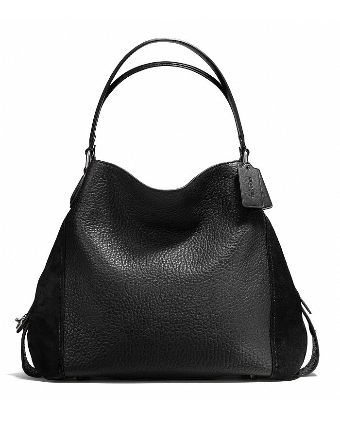 8d1edf03 Edie Shoulder Bag 42 in Mixed Leathers