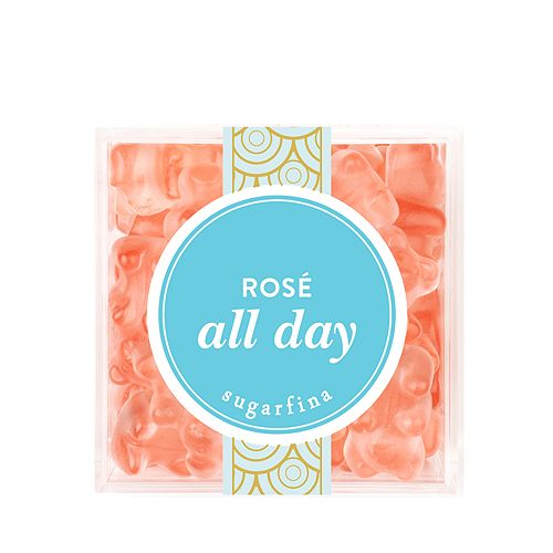 Sugarfina - Rosé All Day Rosé Infused Gummy Bear Gift Box