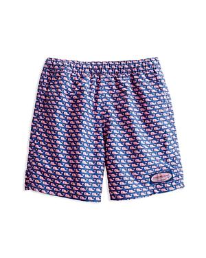 Vineyard Vines Boys' Whale Print Board Shorts - Sizes 2T-7