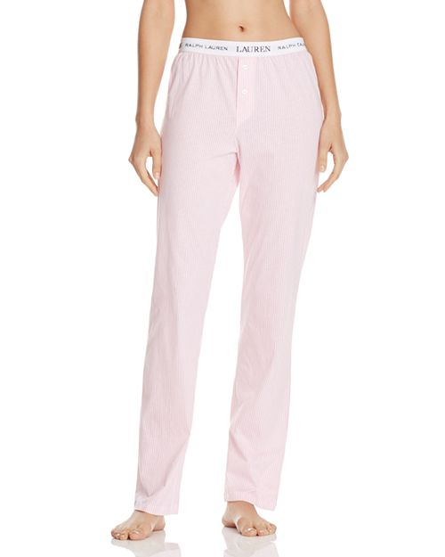 Ralph Lauren - Rib Essentials Pajama Pants