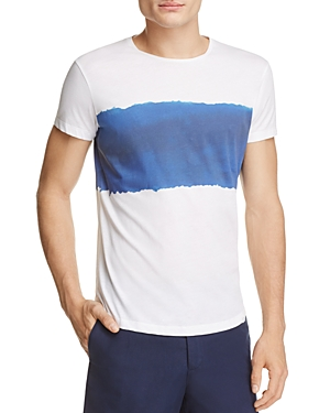 Orlebar Brown Ob-t Ink Striped Tee