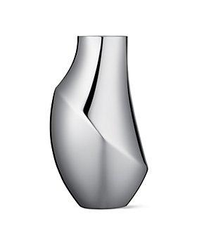 Georg Jensen - Flora Bud Vase, Medium
