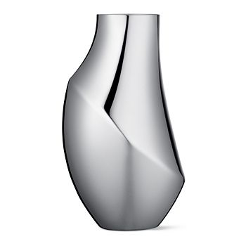 "Georg Jensen - ""Flora"" Bud Vase, Medium"