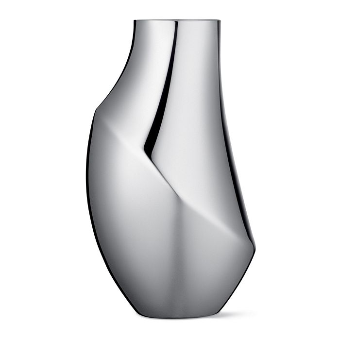 "Georg Jensen - ""Flora"" Bud Vase, Medium"