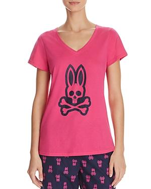 Psycho Bunny Grande Bunny Tee