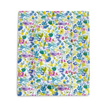 bluebellgray - Eden Floral Sheet Set, Twin