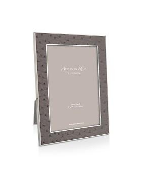 """Addison Ross - Ostrich Frame, 4"""" x 6"""""""