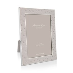 "Addison Ross Ostrich Frame, 5"" x 7"" - Bloomingdale's_0"