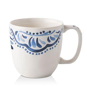 Juliska - Iberian Journey Indigo Coffee/Tea Cup