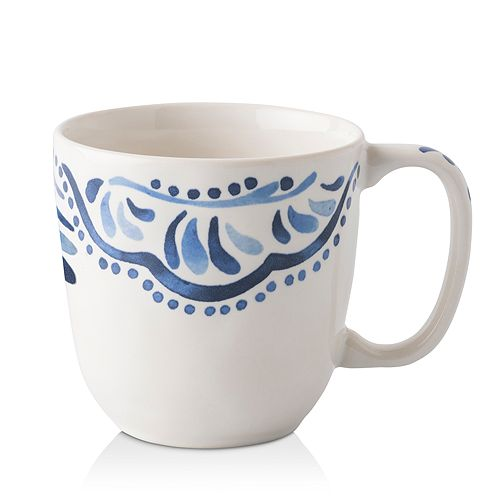 Juliska - Iberian Journey Indigo Coffee/Tea Cup