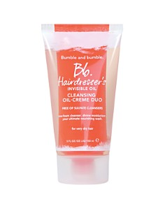 Bumble and bumble Bb. Hairdresser's Invisible Oil Cleansing Oil-Creme Duo - Bloomingdale's_0