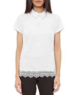 Ted Baker Lace-Detail Top