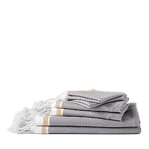 Coyuchi Mediterranean Organic Cotton Guest Towel