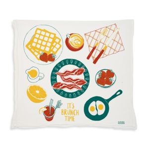 Claudia Pearson Brunch Tea Towel - 100% Exclusive