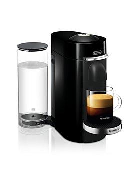 Nespresso - VertuoPlus Deluxe by De'Longhi, Classic Black
