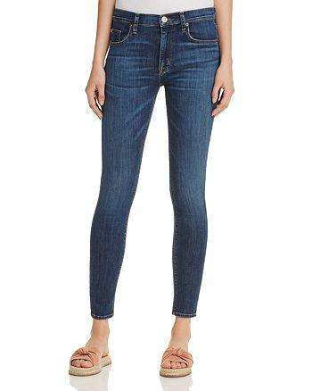 Hudson - Barbara Skinny Jeans in Dream On