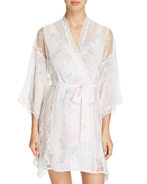 Jonquil Wrapper Robe