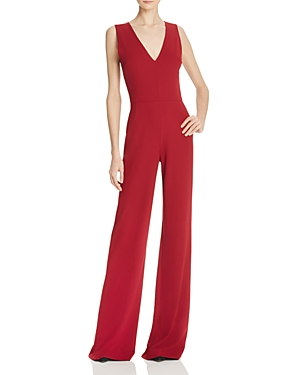 Alice + Olivia Lina Wide-Leg Jumpsuit