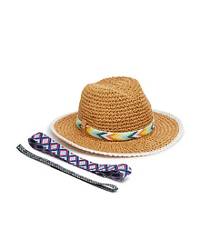 Echo - Panama Hat with Interchangeable Band