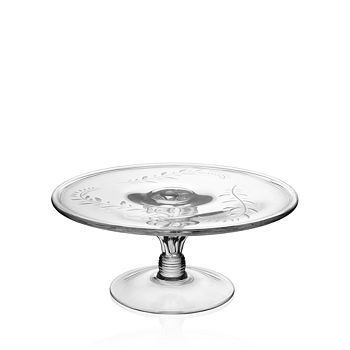 William Yeoward Crystal - Jasmine Cake Stand