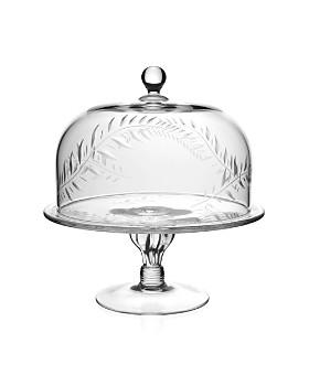 William Yeoward Crystal - Jasmine Cake Stand and Dome