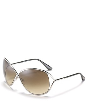 Tom Ford - Women's Miranda Crossover Sunglasses, 68mm