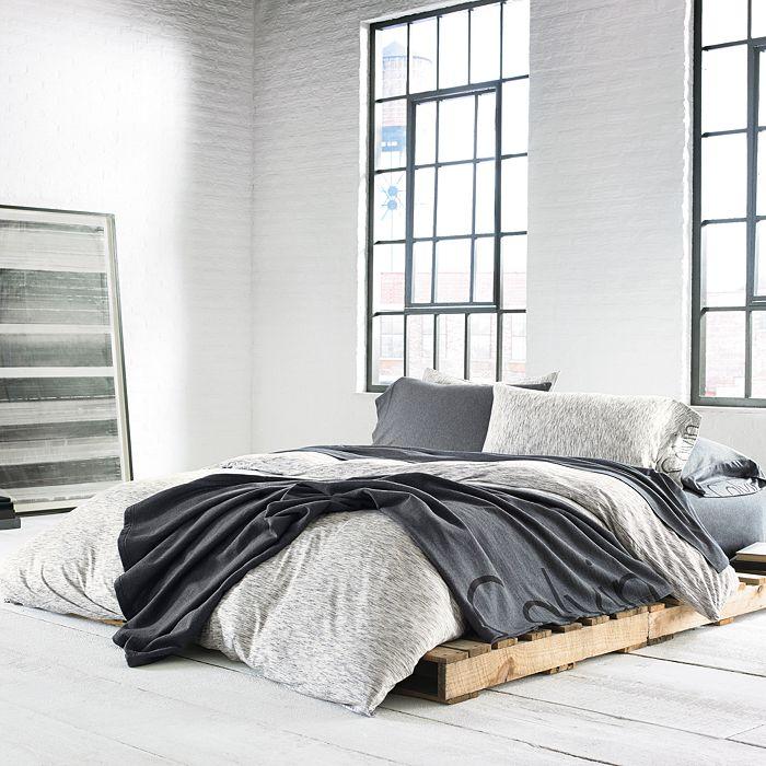 Calvin Klein Modern Cotton Strata Bedding Collection Bloomingdale S