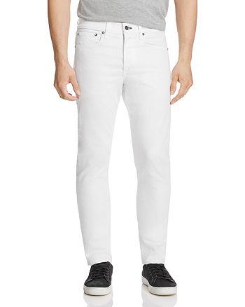 rag & bone - Fit 2 Slim Fit Jeans in White