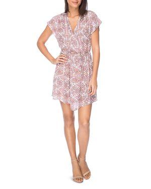 B Collection by Bobeau Macey Tie-Waist Dress