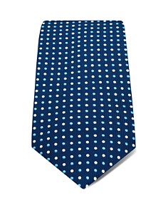 Hilditch & Key Small Alternating Dots Wide Tie - Bloomingdale's_0