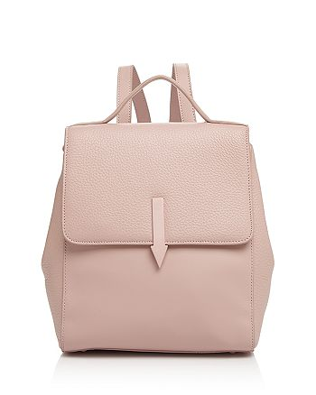 Karen Walker - Arrow Mini Leather Backpack